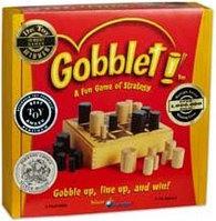 Настольная игра - Гобблет, фото 1