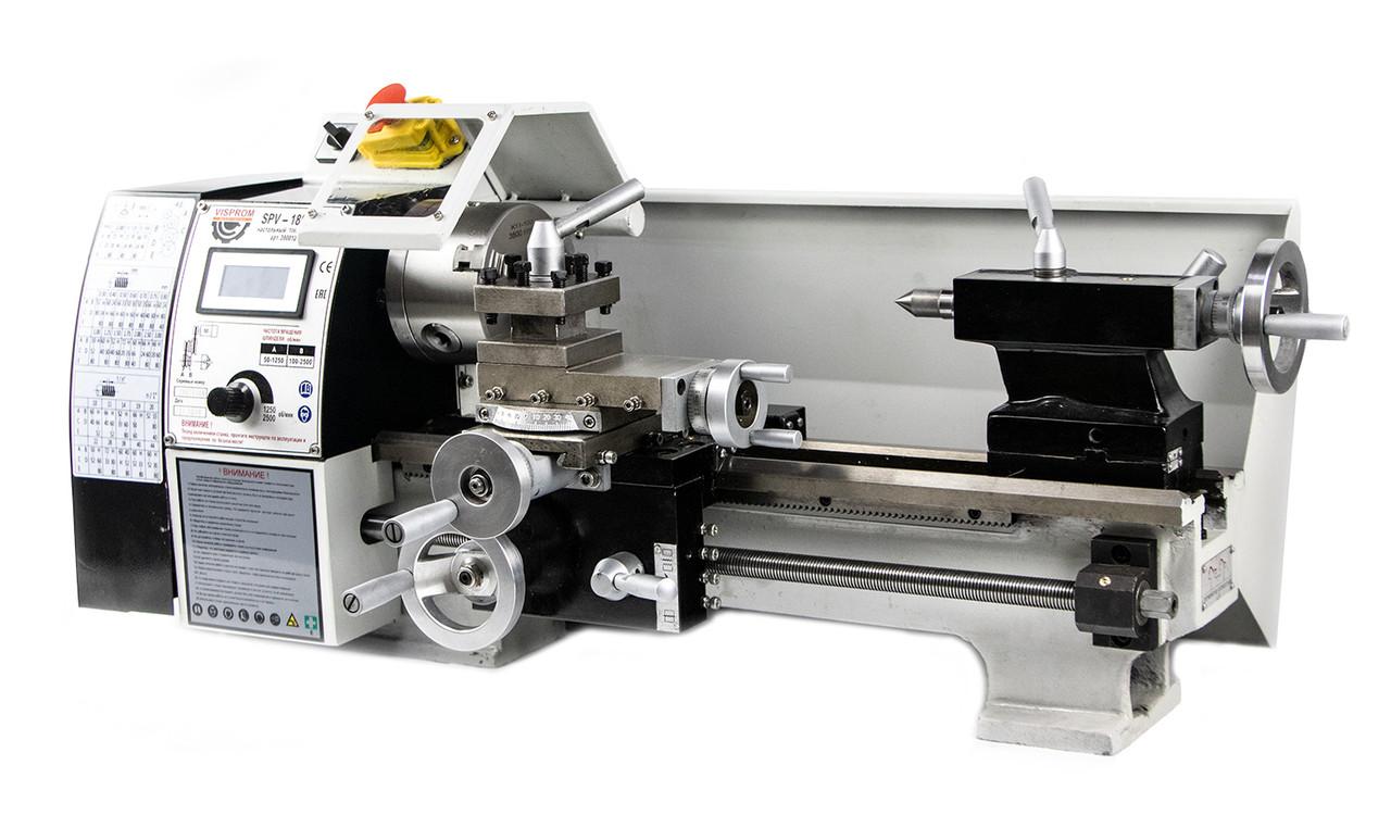SPV-180x300 Настольный токарный станок