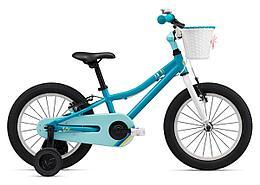 Детский велосипед Giant Liv Adore 16, 2020 - teal