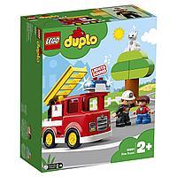 Конструктор LEGO DUPLO Town Пожарная машина