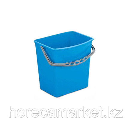 Ведро для уборочного комплекта 5 л синее, фото 2