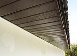 Соффит виниловый VOX  (коричневый) 0,3*3м, фото 6