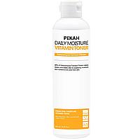 PEKAH DAILY MOISTURE Тонер витаминизирующий для ровного цвета лица 250 мл