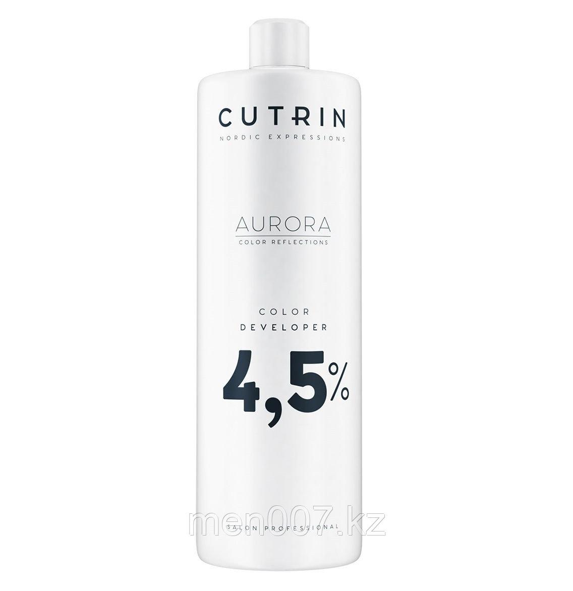 Cutrin AURORA (Активатор 4,5% для краски) 1000 мл