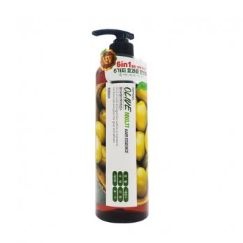 Эссенция для волос с экстрактом оливок Aspasia Olive Multi hair essence 500мл