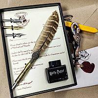Набор с чернилами и пером Гарри Поттер, фото 2