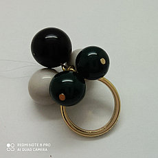 Koльцо «Pertegaz» / бижутерия - 18 размер