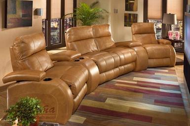 Кресла для домашнего кинотеатра Бора