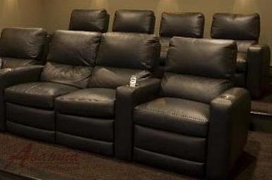 Кресла для домашнего кинотеатра Стронг