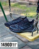 Кроссовки Adidas чёрные, фото 1