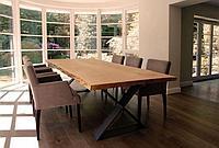 Стол лофт для гостинной