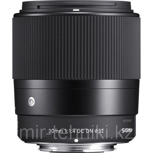 Объектив Sigma 30mm f/1.4 DC DN Contemporary для MFT Mount