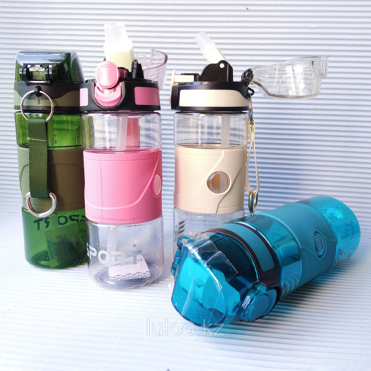 "Спортивная бутылка для воды ""Sport"", 500мл. - фото 2"
