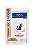 Влажный корм для кошек поддерживающий функцию почек Royal Canin Renal Feline with Chicken курица в соусе