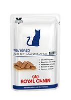Влажный корм для кастрированных/стерилизованных котов и кошек до 7 лет Royal Canin Neutered Adult Maintenance, фото 1
