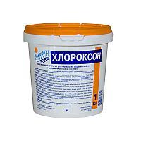 "Препарат для комплексной обработки воды Маркопул ""ХЛОРОКСОН"" (ведро, 1 кг)"