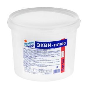 "Порошок для повышения уровня pH Маркопул ""ЭКВИ-плюс"" (ведро, 5 кг)"