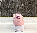 Кроссовки Nike Air Force 1 (pink), фото 3