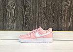 Кроссовки Nike Air Force 1 (pink), фото 2