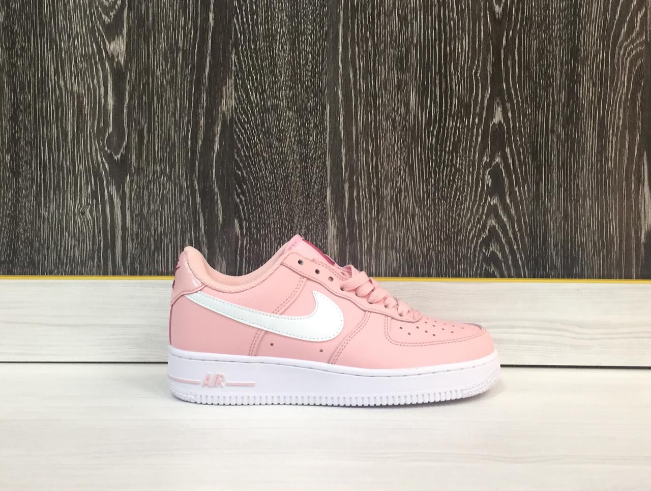 Кроссовки Nike Air Force 1 (pink)