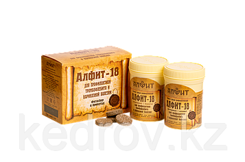 """""""Алфит-18""""  Для профилактики тромбофлебита и варикозной болезни"""