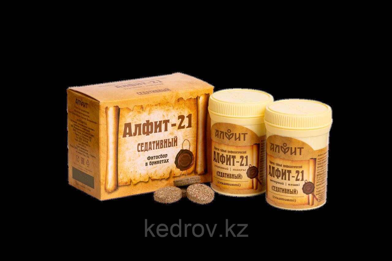 """""""Алфит-21""""  Седативный"""