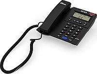 Телефон проводной Ritmix RT-471 черный