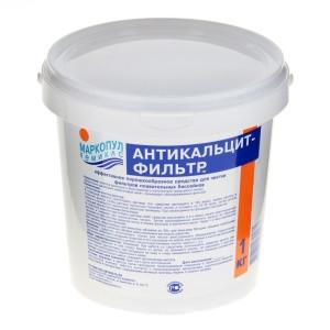 """Маркопул """"АНТИКАЛЬЦИТ ФИЛЬТР"""" (ведро, 1 кг)"""