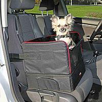 Автокресло Trixie с креплениями для сидений авто - 45х38х37 см