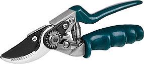 Секатор, Raco, рез до 20 мм, 200 мм, алюминиевые рукоятки, поворотные ручки (4206-53/143S)