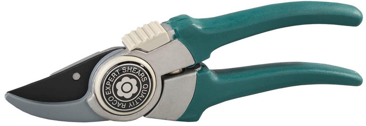 Плоскостной секатор, Raco, 210 мм, с алюминиевыми рукоятками (4206-53/148S)