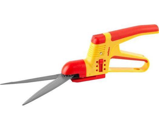 Ножницы для стрижки травы, Grinda, 360 мм, поворотный механизм 180°, двухкомпонентные ручки,  (8-422025_z01), фото 2