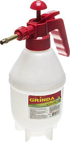 Распылитель ручной Classic, Grinda, 1 л, регулировка полива, удлиненное сопло (40366_z01)