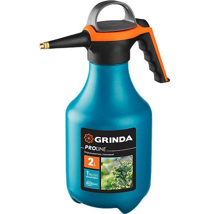 Опрыскиватель помповый PP-2, Grinda, 2 л (425052), фото 2