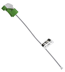 Головка-пульверизатор для пластиковых бутылок, Grinda, зеленая/белая (8-425012_z01)
