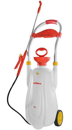 Опрыскиватель Handy Spray, Grinda, 12 л, телескопический удлинитель (8-425161), фото 2
