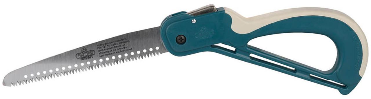 Пила складная с защитой руки, Raco, 470x210 мм, 2-х позиционная (4216-53/328C)
