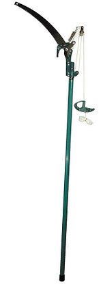 Сучкорез штанговый с пилой, Raco, 350 мм, рез до 32 мм, телескопический (1,5-2,4 м) (4218-53/371), фото 2