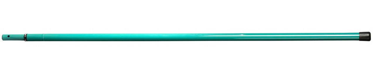 Ручка телескопическая, Raco, 1,5-2,4 м, алюминиевая (4218-53380F)