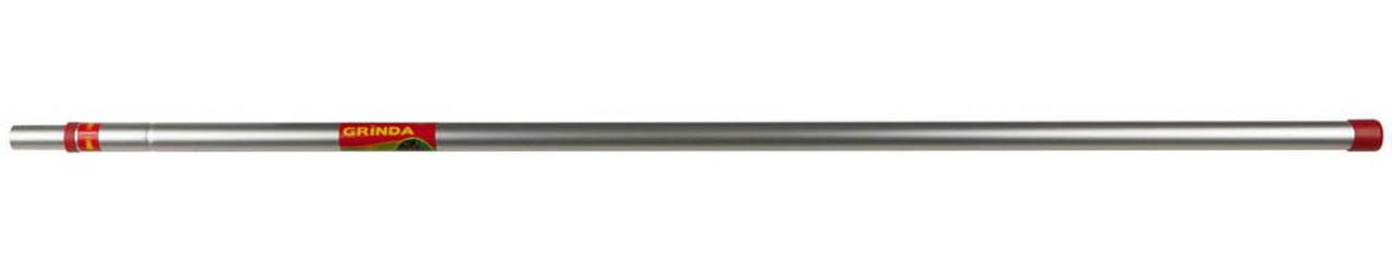 Ручка телескопическая, Grinda, 1250-2400 мм, алюминиевая (8-424445_z01)
