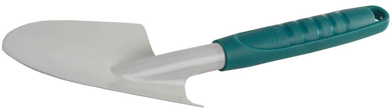 Совок посадочный, Raco, 320 мм, 90 мм, пластмассовая ручка, широкий (4207-53481)