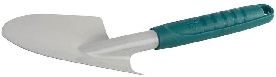 Совок посадочный, Raco, 320 мм, 90 мм, пластмассовая ручка, широкий (4207-53481), фото 2