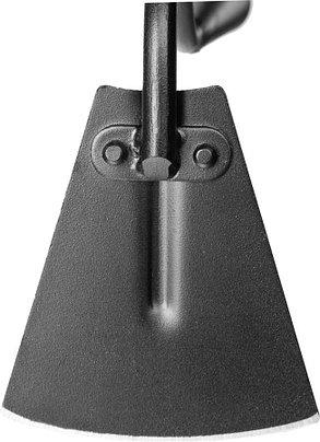 Мотыжка с тулейкой ProLine, Grinda, 113х100х575 мм, деревянная ручка, узкая (421518), фото 2