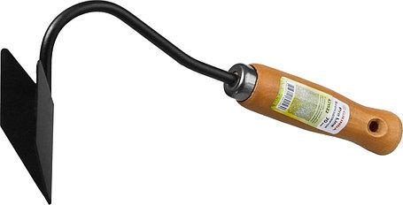 Бороздовичок, Grinda, 80х52х295 мм, деревянная ручка (421522), фото 2
