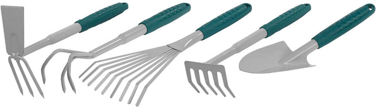 Набор ручной садово-огородный инструмент, Raco, 5 предметов (4225-53/499-12)