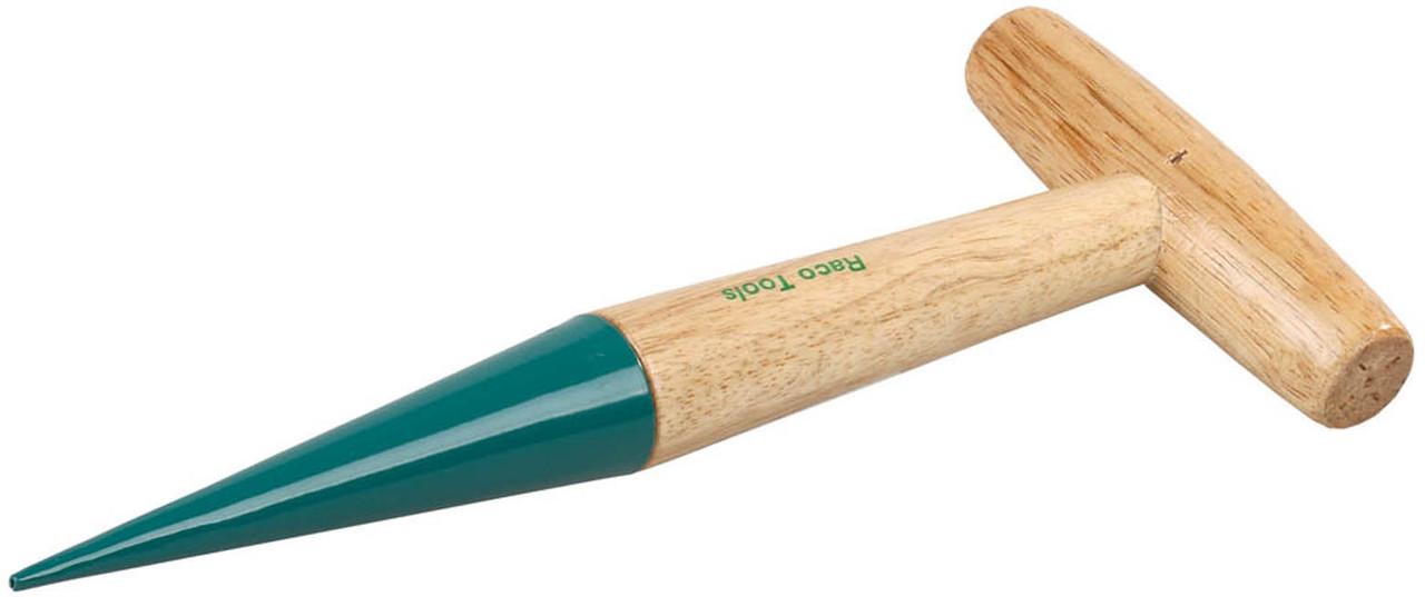 Конус посадочный для семян, Raco, 280 мм, деревянная ручка (4233-53623)