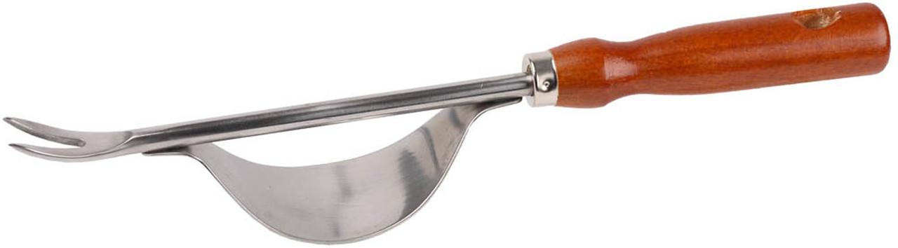 Корнеудалитель, Grinda, 330 мм, нержавеющая сталь, деревянная ручка (8-421146_z01)