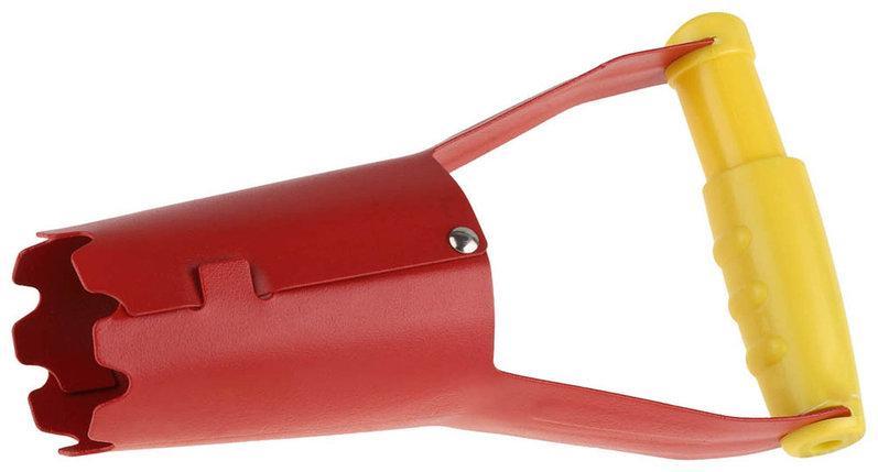 Конус посадочный для рассады, Grinda, 235 мм, углеродистая сталь, деревянная ручка (8-421225_z01), фото 2