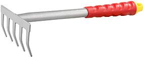 Грабельки ручные из углеродистой стали, Grinda, 300 мм (8-421449_z01)