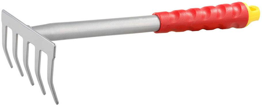 Грабельки ручные из углеродистой стали, Grinda, 300 мм (8-421449_z01), фото 2